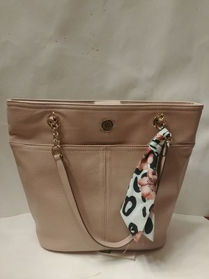 Anne Klein bucket tote with chain NEW for Sale in Woodbury, MN