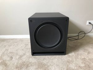 Klipsch SW-115 Home Theater Powered Subwoofer 800W for Sale in Mount Prospect, IL