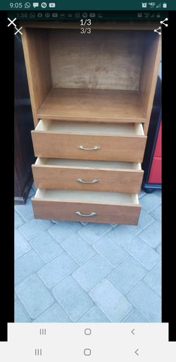 Sturdy solid dresser for Sale in Los Angeles,  CA