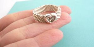 Tiffany & co heart ring for Sale in San Diego, CA