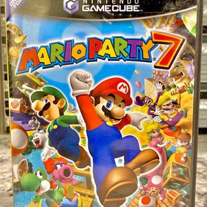 Mario Party 7 For GameCube for Sale in Houston, TX