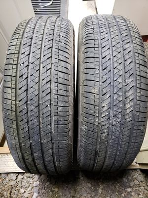 225/65/r17 Bridgestone pair for Sale in Independence, MO