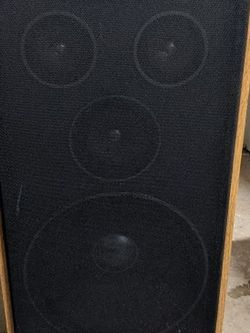 Marantz DS-604 Speakers - $250 for Sale in Austin,  TX