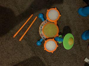 Kidi Beats Drum Set for Sale in Whittier, CA