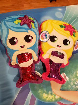 Set of 2 mermaids for Sale in Lynnwood, WA