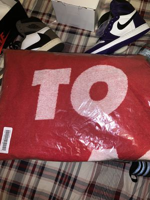 "Supreme ""Known As"" Towel (Red) for Sale in Santa Ana, CA"