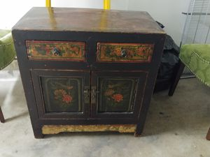 Rare wood side or end table for Sale in Austin, TX
