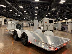 All Aluminum Custom Sundowner Trailer 20ft Brand New 2020 for Sale in Joliet, IL