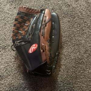 """Rawlings RS125 11.5"""" RH Thrower Glove EOEO for Sale in Oatfield, OR"""