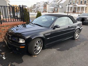 2006 BMW M3 E46 Convertible for Sale in Silver Spring, MD