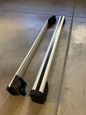 Audi 2014 Q5 roof rack crossbars (one pair) for Sale in San Jose, CA