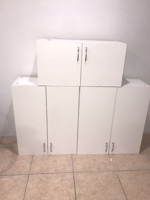 Wall Cabinets-kitchen-laundry-storage-efficiency for Sale in Miami Gardens, FL