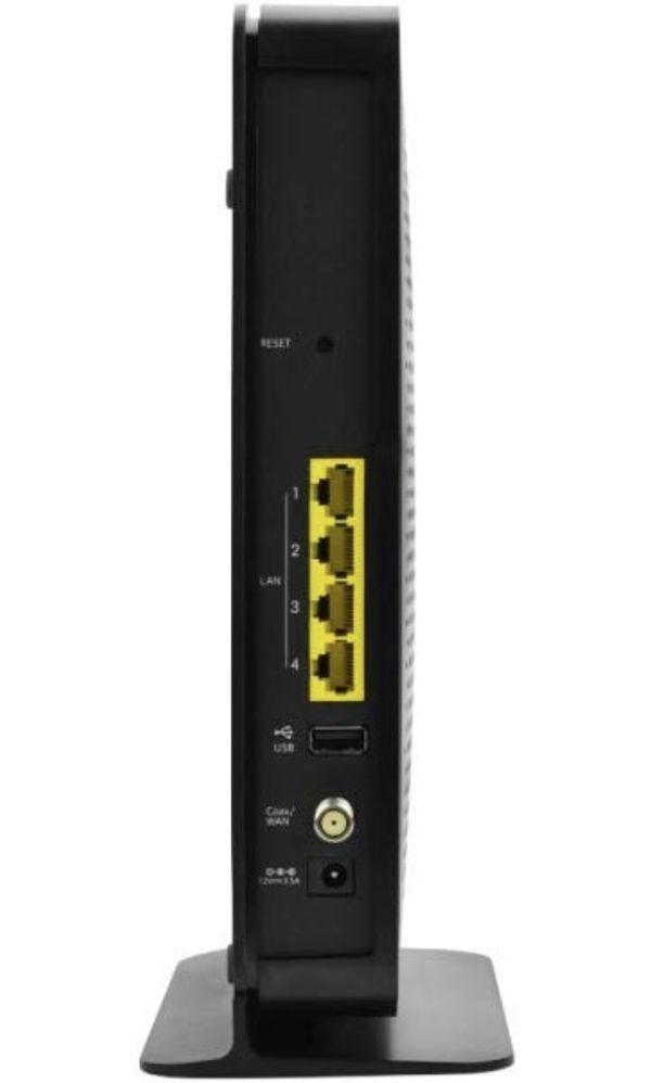Netgear AC1900 WiFi Modem-Dual Band (C6300BD)