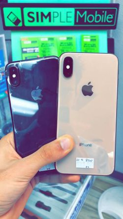 Apple iPhone XS Max 64gb Factory Unlocked - Like New! (30 Days Warranty) for Sale in Arlington,  TX