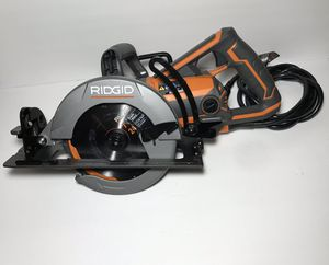 RIDGID THRUCOOL 15 Amp 7-1/4 in. Worm Drive Circular Saw for Sale in Phoenix, AZ