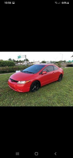 Honda civic ex coupe for Sale in Miami, FL