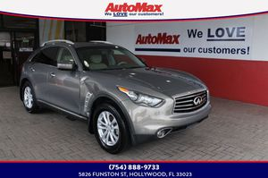 2013 INFINITI FX37 for Sale in Hollywood , FL