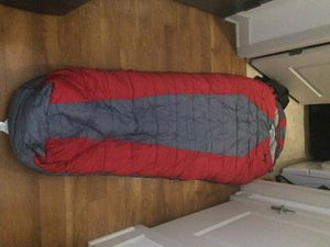 BRAND NEW SLUMBERJACK MUMMY BAG SLEEPING BAG payed 150$ rated for -50 below zero for Sale in Denver, CO