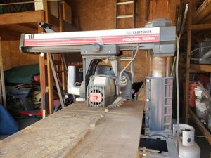 Craftsmen table saw for Sale in Riverside, CA