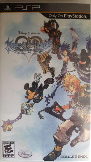 Kingdom Hearts: Birth by Sleep PSP for Sale in Streamwood, IL