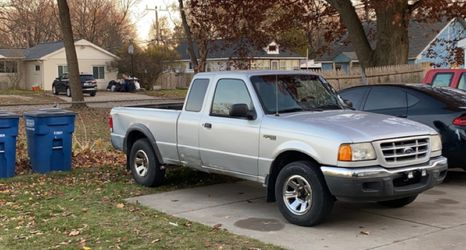 2002 Ford Ranger for Sale in Westland,  MI