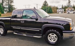 2003 CHEVY CHEVROLET SILVERADO 1500 LTZ Z71 , 4X4 for Sale in Raleigh, NC