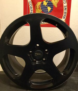 18inch ZEN RIMS for Sale in Moreno Valley, CA
