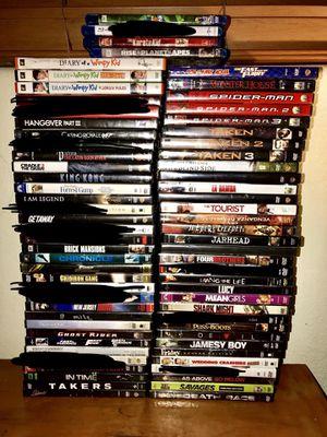 dvd movies for Sale in Santa Maria, CA