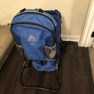 Kelty Kids FC3 Hiking Child Carrier Backpack for Sale in University Place, WA