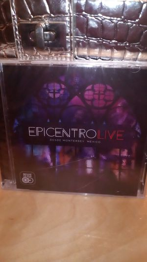 CD- DVD EPICENTRO LIVE for Sale in Kissimmee, FL