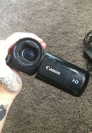Canon HD video camera for Sale in Phoenix, AZ
