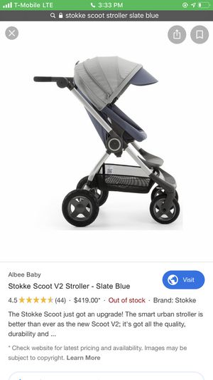 Brand new stokke scoot for Sale in The Bronx, NY