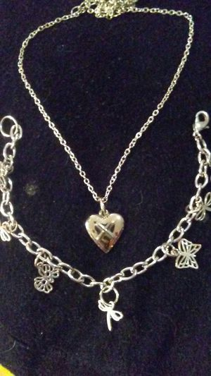 Heart and butterflies for Sale in Sanger, CA