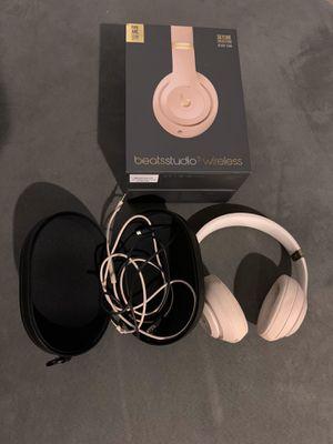 Beats Studio 3 wireless headphones for Sale in Indianapolis, IN