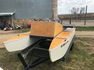 Pontoon, Catamaran Boat with Trailer Custom Built all LED lighting for Sale in Maple Grove, MN