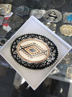 Southwest Belt Buckle for Sale in Fort McDowell, AZ