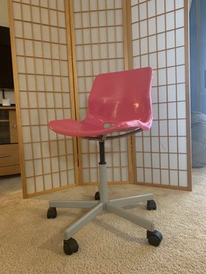 Adjustable height office or desk chair. for Sale in Arlington, VA