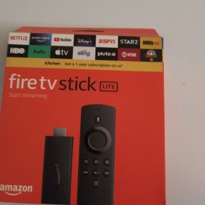 Brand New Amazon Fire Stick Lite With Alexa. for Sale in Midlothian, VA
