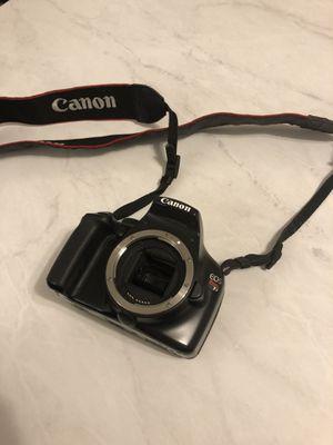 Canon Rebel t3 for Sale in Salt Lake City, UT