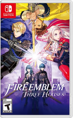 Fire Emblem Three Houses for the Nintendo Switch for Sale in Long Beach, CA
