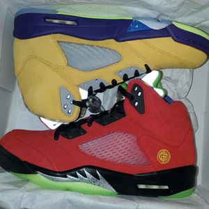 Jordan What The 5s for Sale in Milwaukee, WI