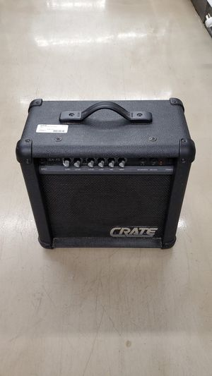 Crate GX-15 amp for Sale in Bradenton, FL