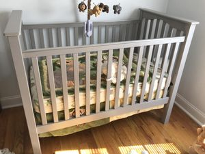 Kendall convertible crib from pottery barn for Sale in Silver Spring, MD