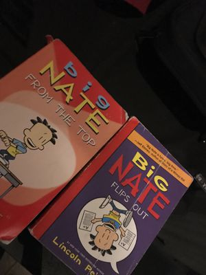 Big Nate books for Sale in West Palm Beach, FL