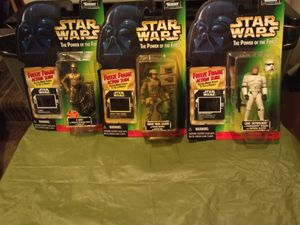 Star wars collectables for Sale in Wichita, KS