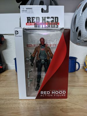 Red Hood New 52 Action Figure for Sale in Cleveland, TN