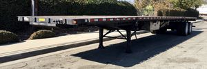 Utility flatbed trailer for Sale in Chino, CA