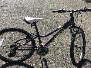 2 year old girls 24 inch trex bike for Sale in Newcastle, WA