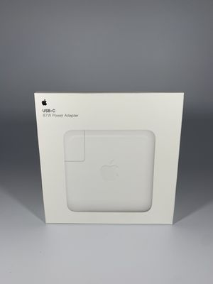 Apple 87W USB-C Power Adapter for Sale in Florence, KY