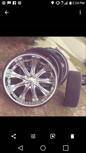 28 wheels 6x5.0 for Sale in Azalea Park, FL